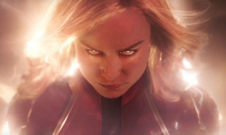Fans get first look at Captain Marvel's origin story in film's first trailer