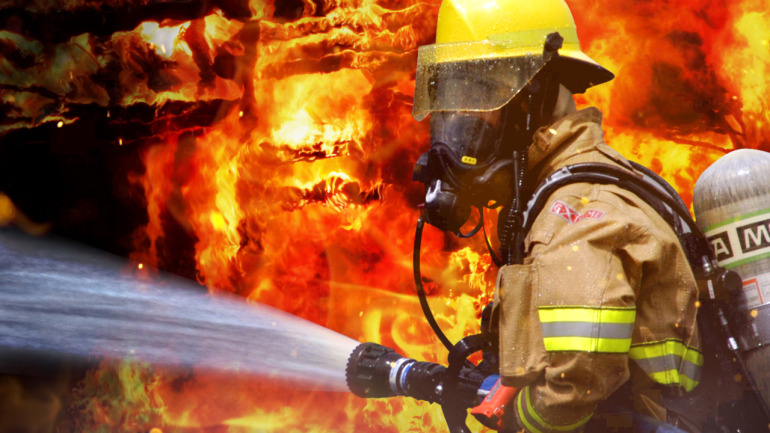 Crews extinguish commercial fire in Bountiful