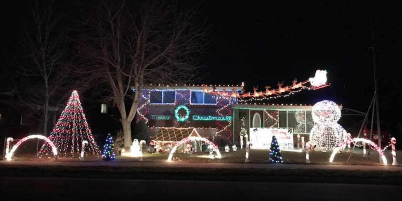 Map: Here's where you can see Holiday Lights in Utah this year!