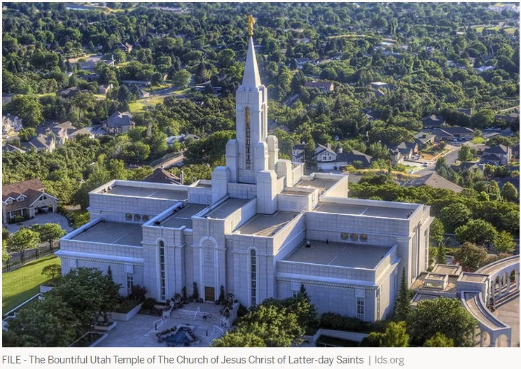 Bountiful Temple among latest closures on Sunday night; more than half of Latter-day Saint temples now closed