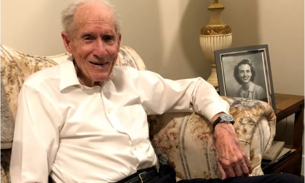 Pioneering doctor going strong at 101